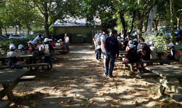 JOV du SPF37 à Doué la Fontaine